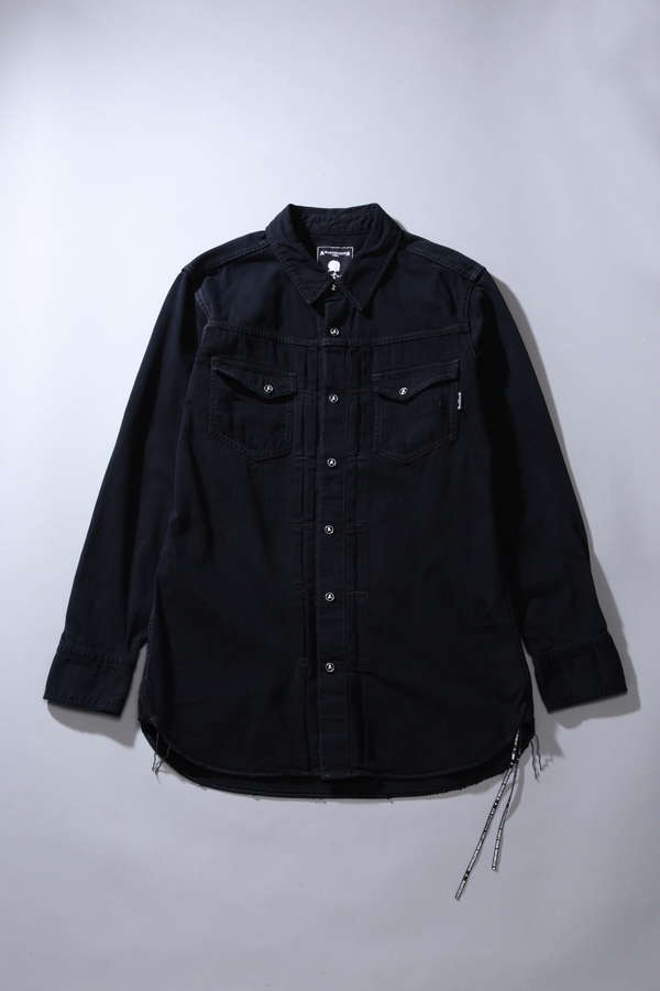 Selvedge Denim Shirt