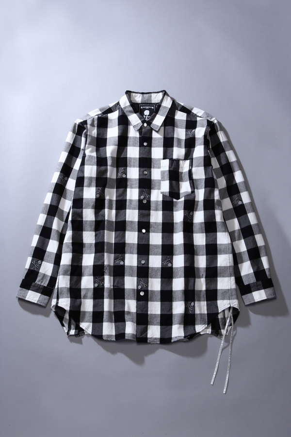 Zipped L/S Flannel
