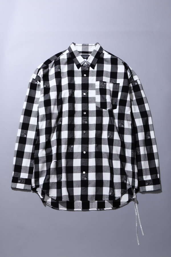 Oversized L/S Flannel