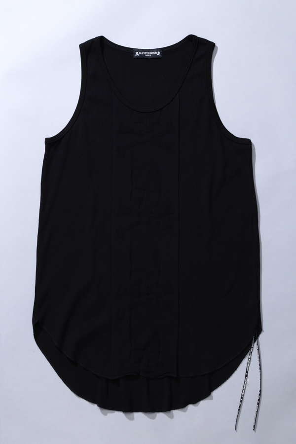 Long Ribbed Tank