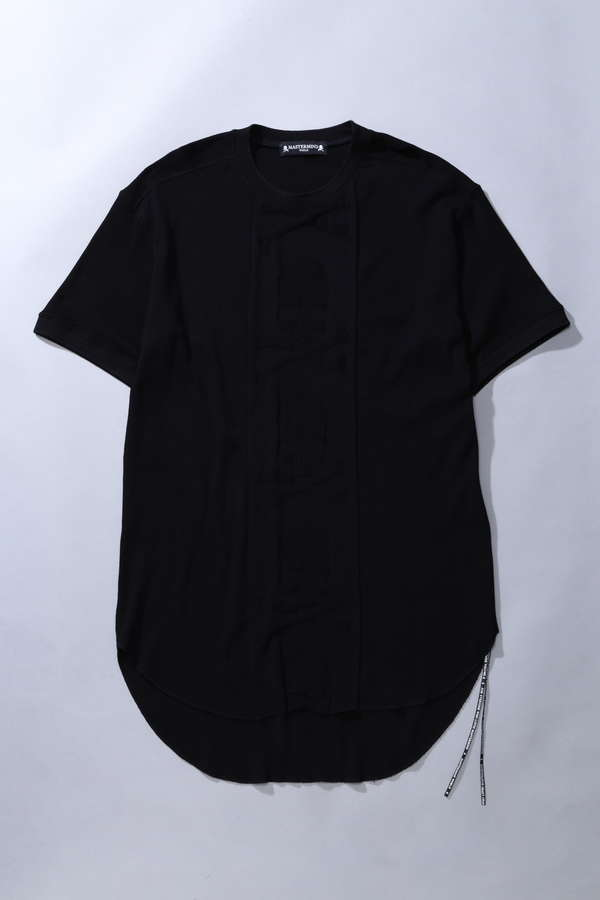 Long Ribbed Tee