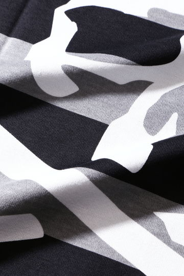 Thick Striped S/S Tee
