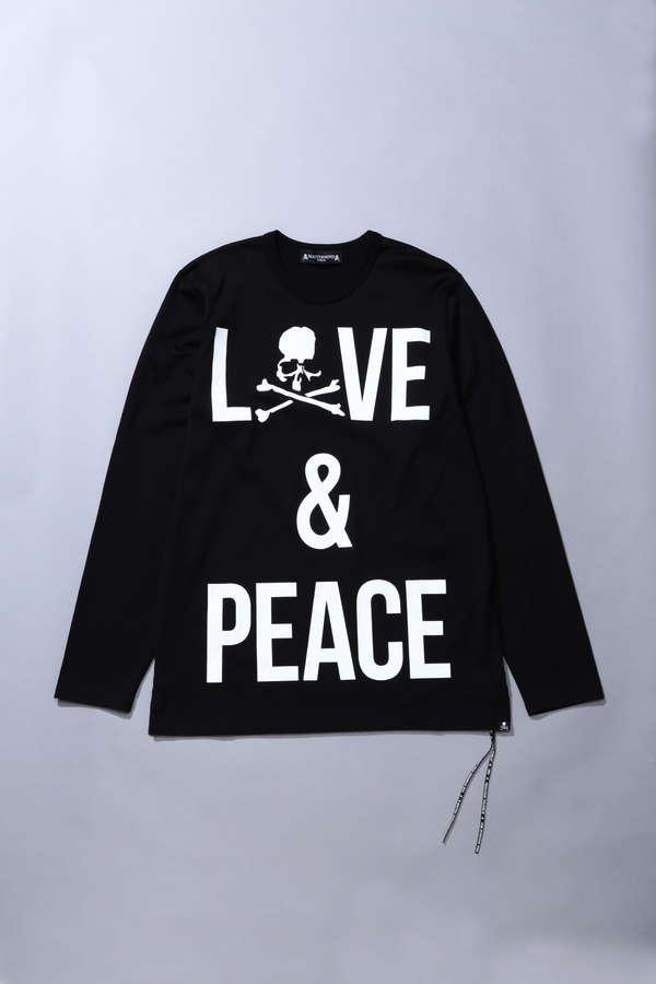 Love&Peace L/S Tee