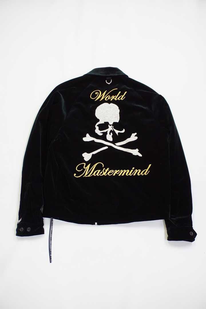 Skulled Jacket