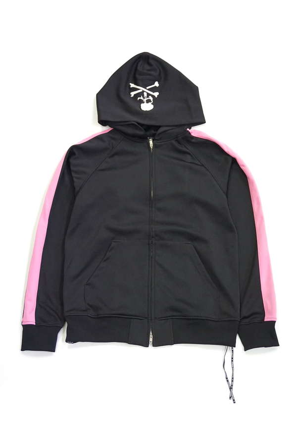 Relaxed Side Line Track Hoodie
