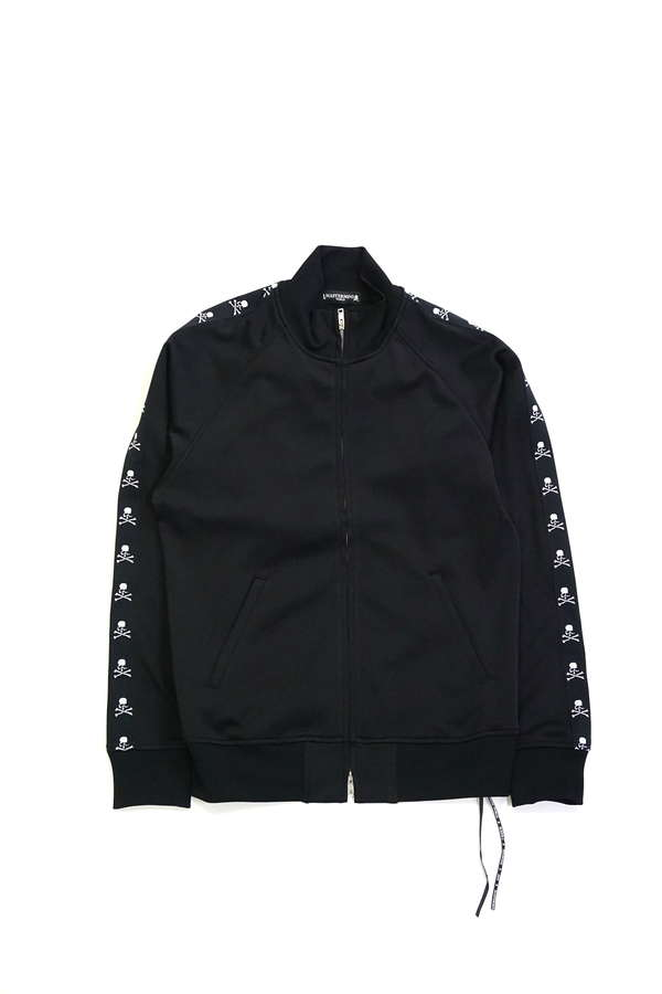 Skull Taped Track Jacket