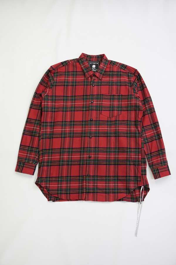 01 Embroidered Flannel