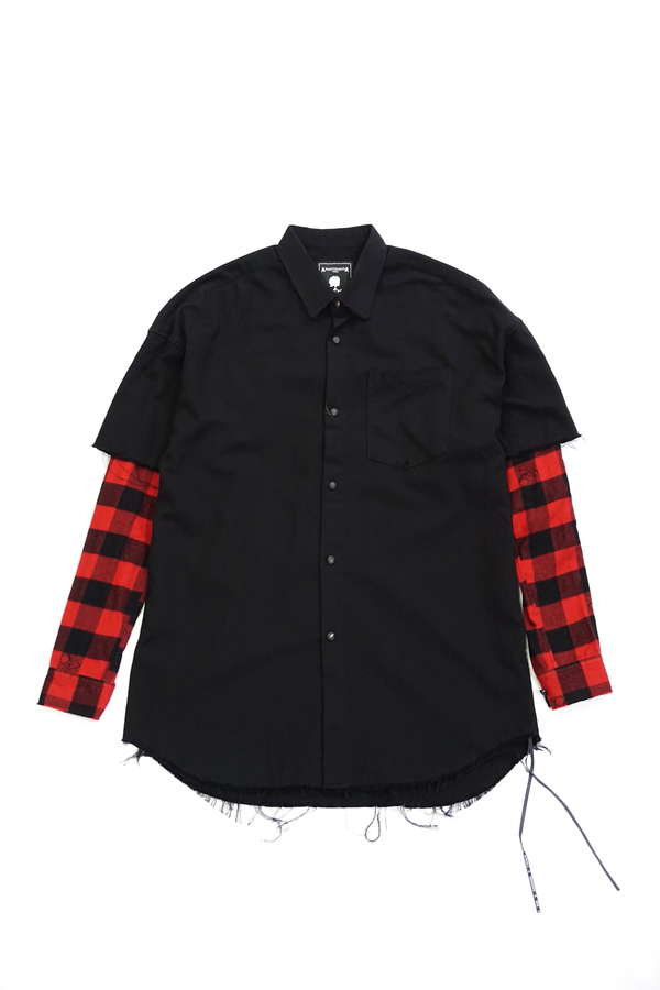 06 Layered Flannel