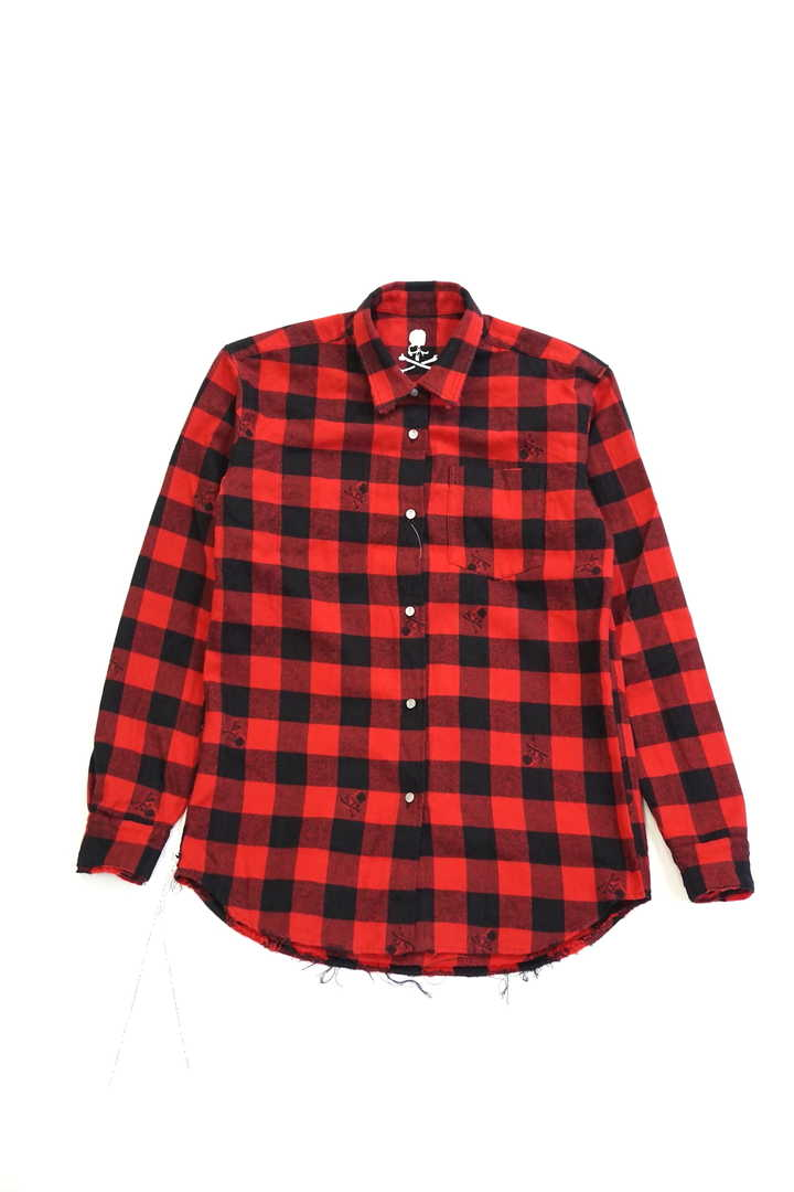 02 Distressed Flannel