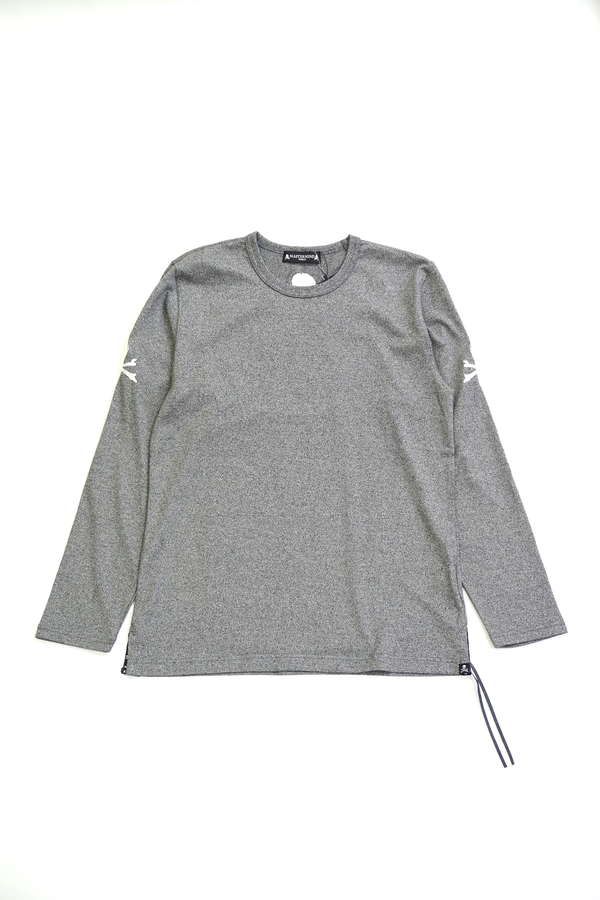 Embroidered L/S Tee