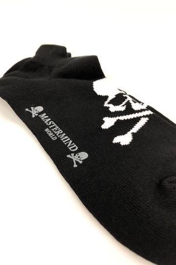 Skull Short Socks