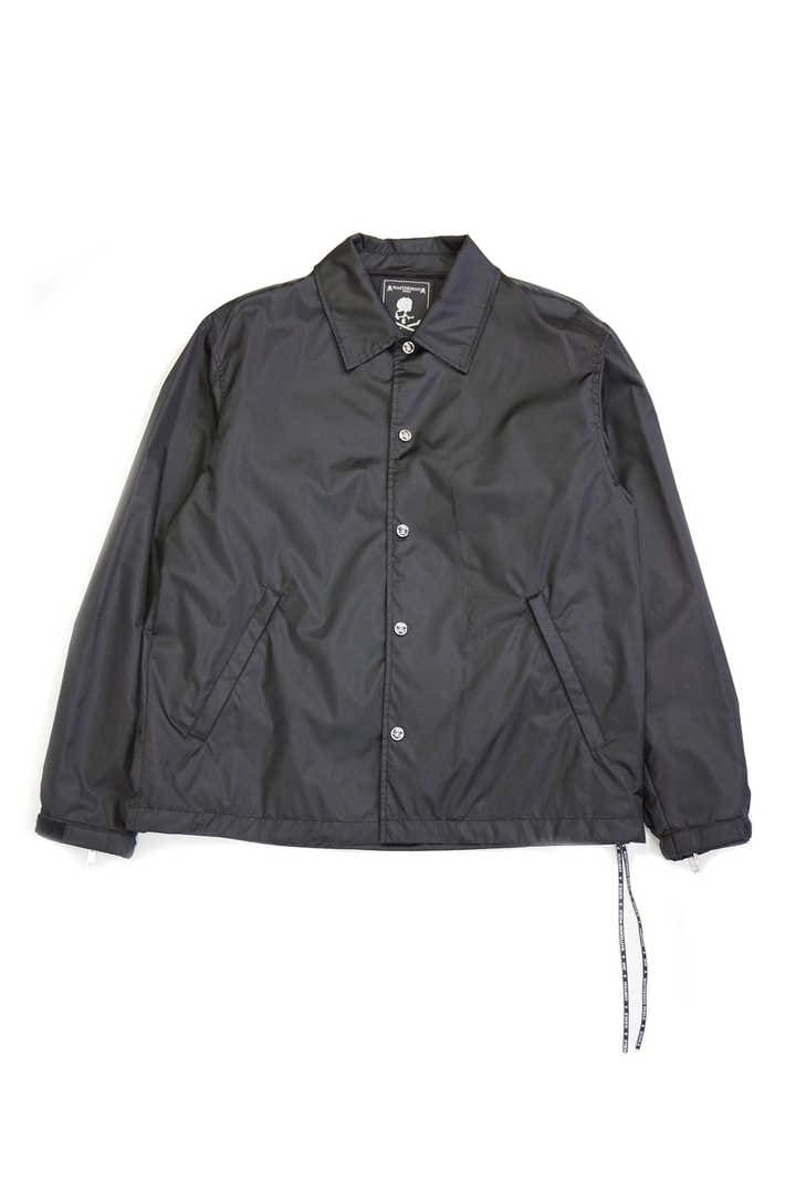 Patch Coach Jacket