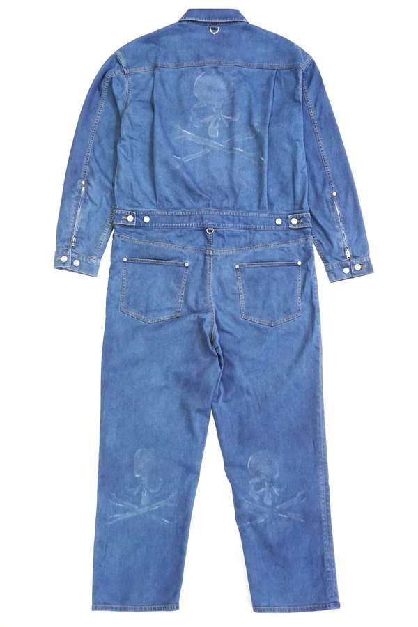 Light Oz Denim Overall