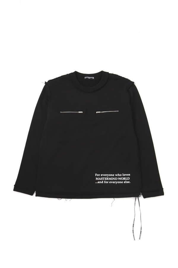 Inside Out Crewneck