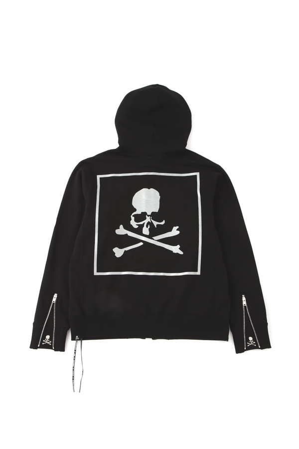 Reflect Zip Up Hoodie