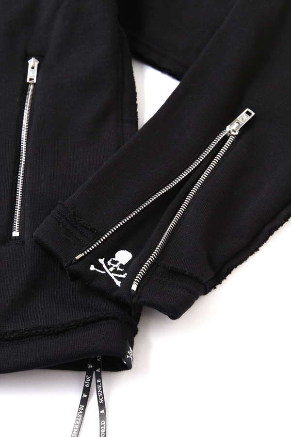 Inside Out Zip Up Hoodie