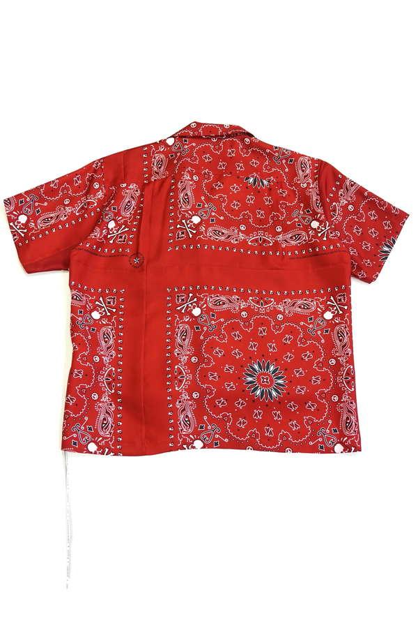 Paisley SS ShirtPaisley SS Shirt