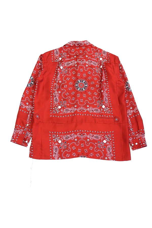 Paisley ShirtPaisley Shirt