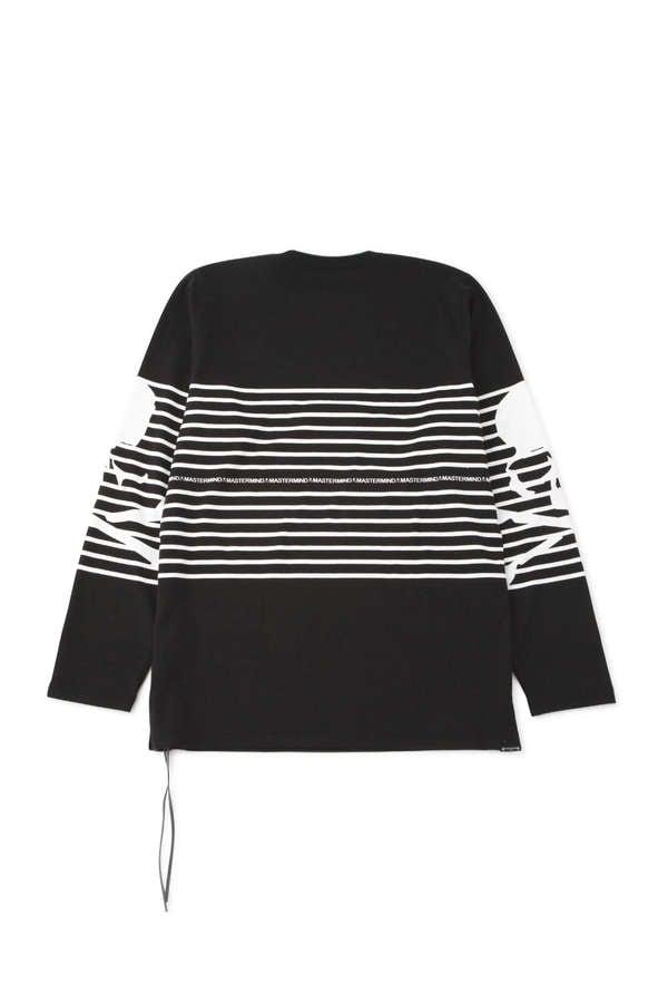 Striped LS Tee