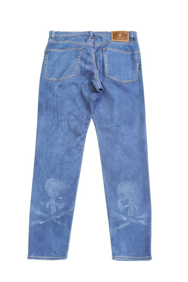 Light Oz Denim Pant Slim taperedLight Oz Denim Pant Slim tapered
