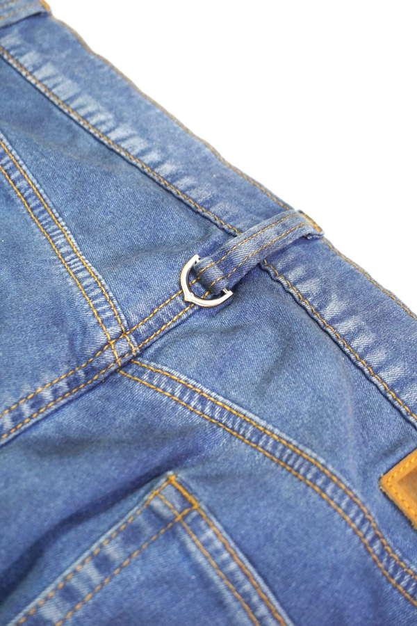 Light Oz Denim Pant Slim tapered