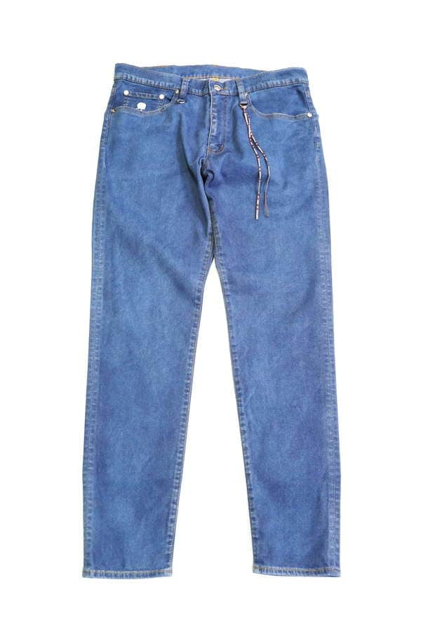 Light Oz Denim Pant Slim tapered
