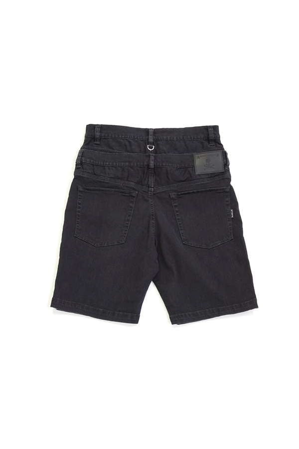 Light Oz Denim ShortsLight Oz Denim Shorts