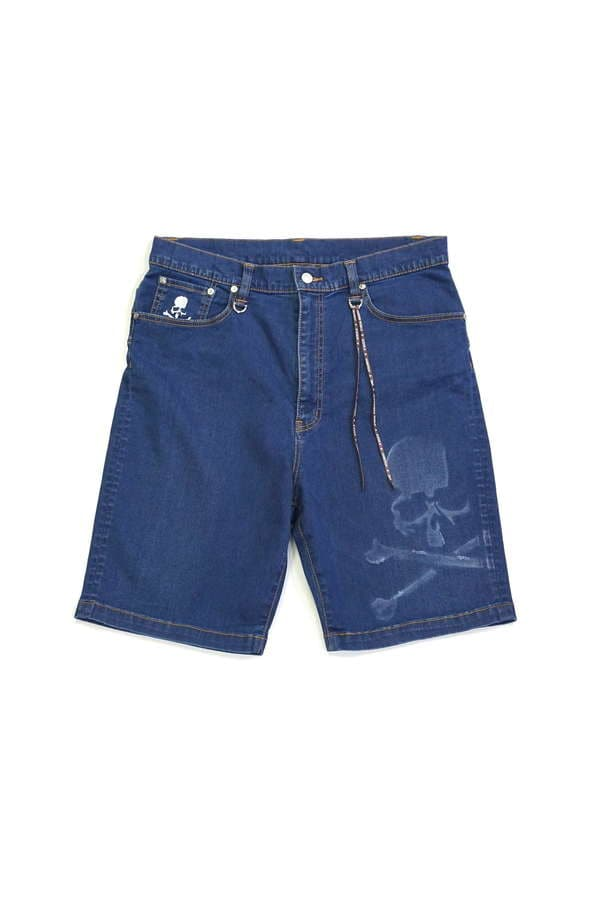 Light Oz Denim Shorts