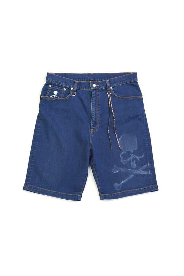 Light Oz Denim Shorts