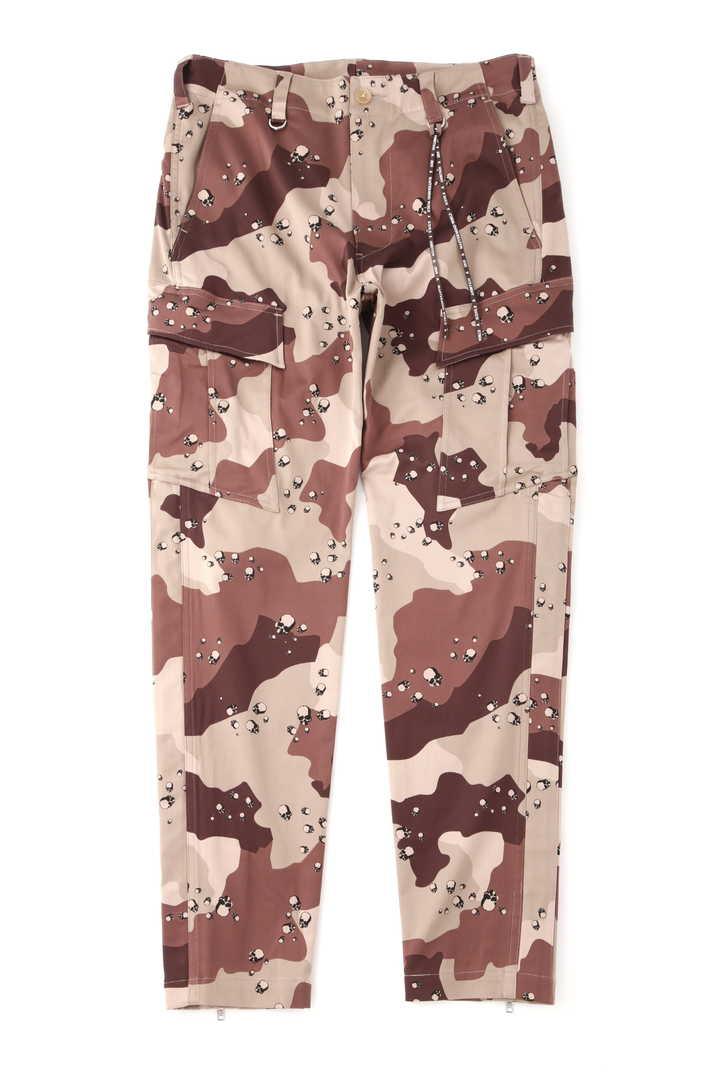 Zipped Cargo Pant