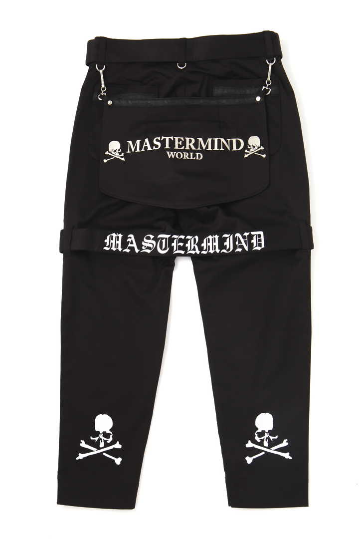 Bondage Pant with Hip Bag