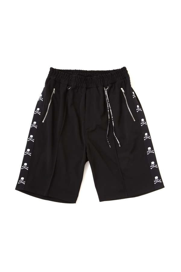 Pleated Track Short Pant