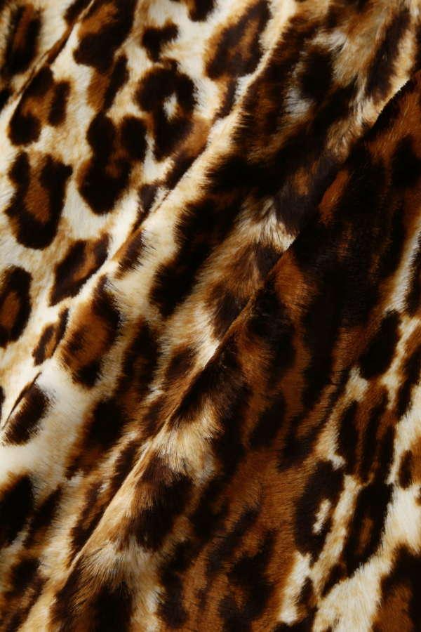 Animal Cardigan Jacket