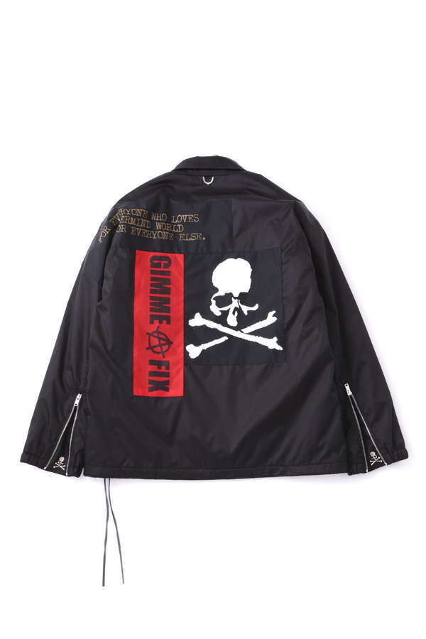 Anarchy Ver.2 Coach JacketAnarchy Ver.2 Coach Jacket