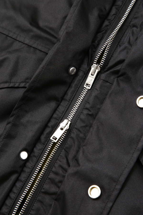 Quilted Mountain Parka