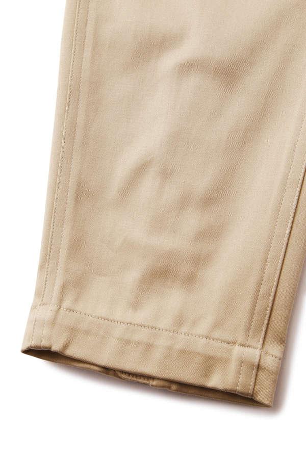 Zipped Switching Pant