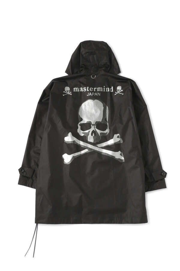 Faded Skull Hooded CoatFaded Skull Hooded Coat