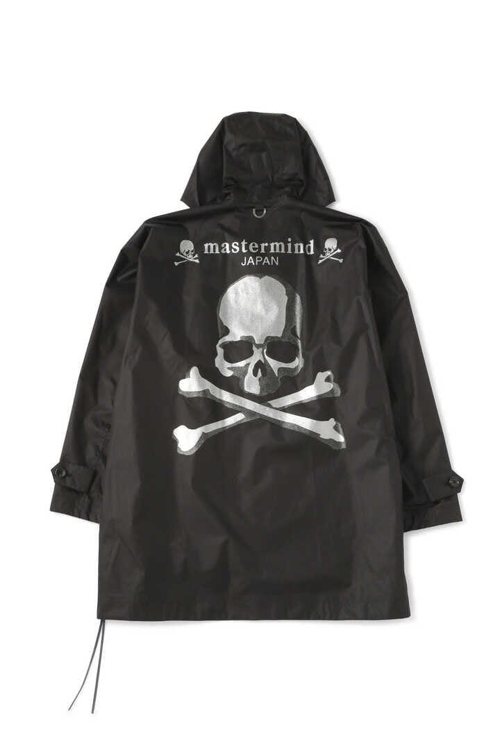 Faded Skull Hooded CoatFaded Skull Hooded Coat