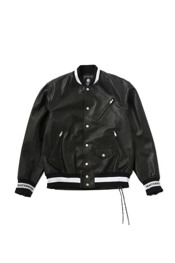 Lambskin Varsity Jacket