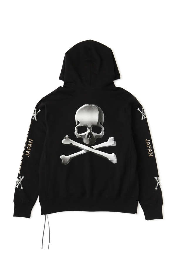 Metallic Side Logo HoodieMetallic Side Logo Hoodie