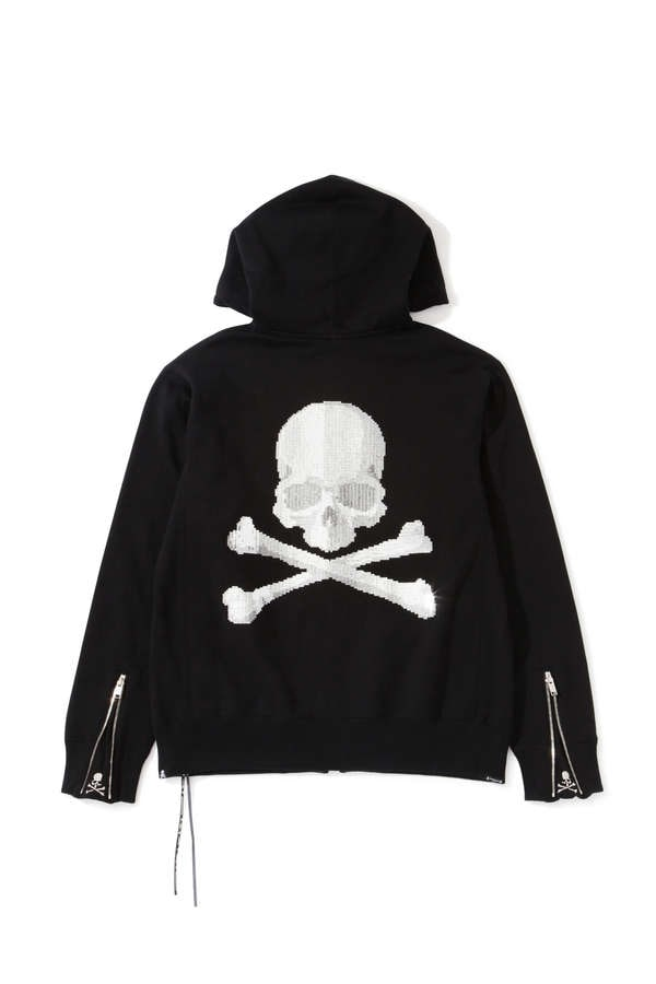Sequin Zip Up HoodieSequin Zip Up Hoodie