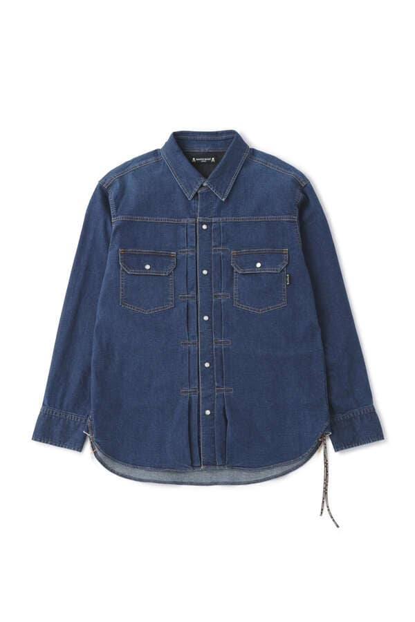 Light OZ Denim Shirt