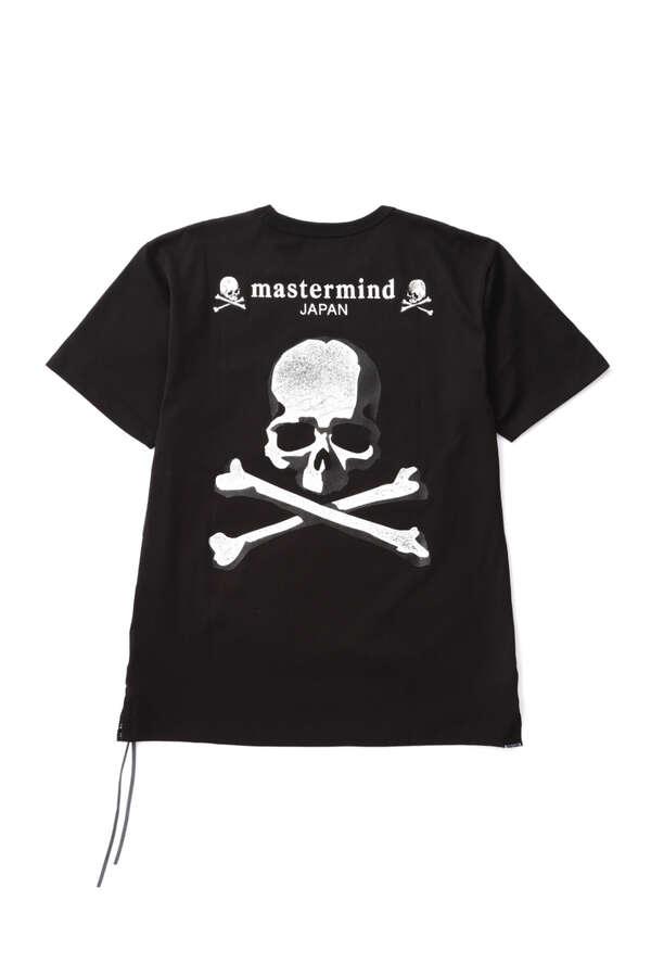 Vandalized Skull Tee