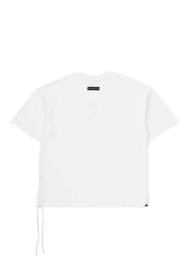 Boxy Glass Beaded Tee