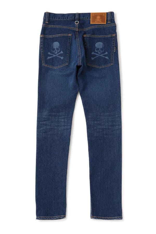 Water Repellent Denim Pants SkinnyWater Repellent Denim Pants Skinny