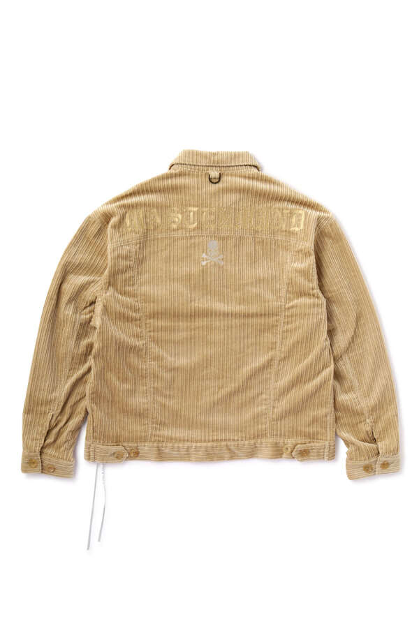 Corduroy Trucker Jacket  Corduroy Trucker Jacket