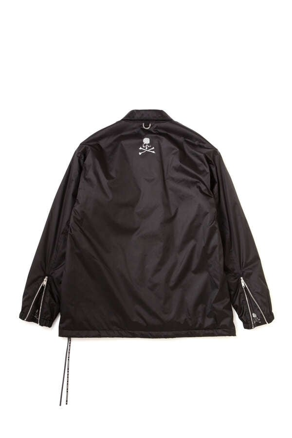 Nylon Coach JacketNylon Coach Jacket