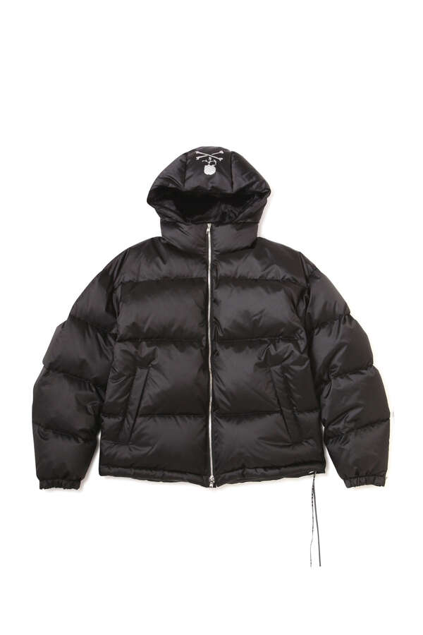 Nylon Puffy Jacket