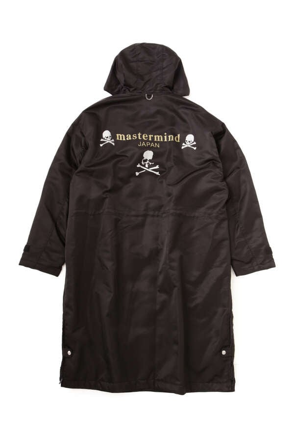Nylon Hooded CoatNylon Hooded Coat
