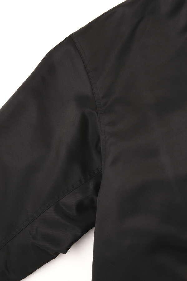 Nylon Hooded Coat